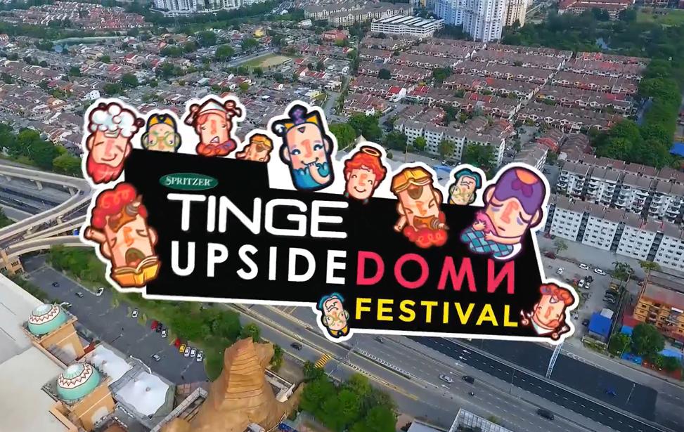 TINGE-Upside-Down-Festival-Event-Hightlight-2017