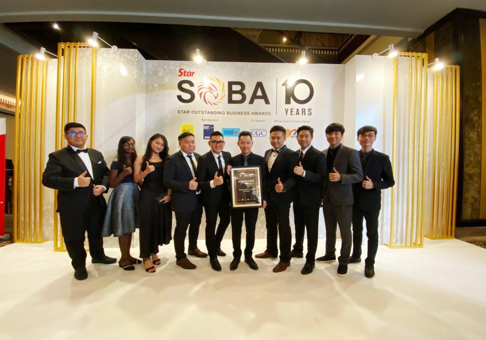 SOBA group