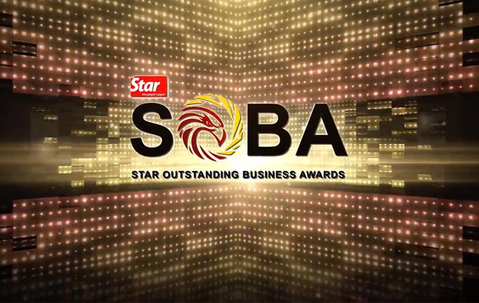 The STAR SOBA Awards Dinner Flash Back Motion Graphic